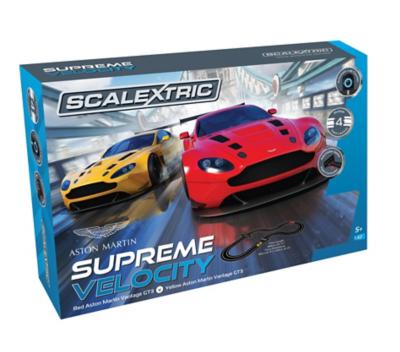 Scalextric Supreme Velocity Aston Martin Track Set for £40 @ Asda Direct (Free C&C)