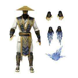 Mortal Kombat Raiden Action Figure £5 @ GAME