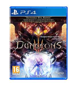 Dungeons 3 [PS4] £19.99 (Prime exclusive) at Amazon