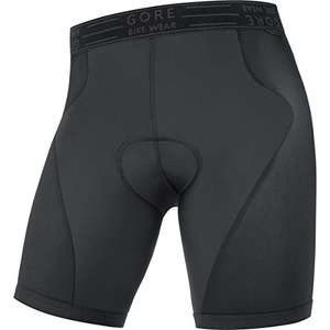 Gore bike wear MTB / Commuter inner padded shorts size S-2XL £17.50 (Prime) / £21.49 (non Prime) or spend £20 (XL Add. 20% voucher = £14)
