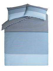 SINGLE size blue graduated bedding set £3. @ asdageorge