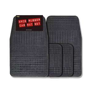4 Car Mats - 2 front and 2 back £4.70 delivered w/ code @ Car Parts 4 Less