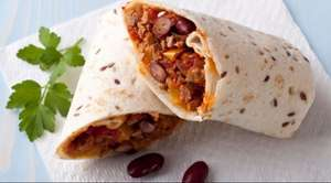 BOGOF on Burritos at Tortilla at Grand Central Birmingham Station - today only