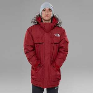 e850c5f75 NORTH FACE MCMURDO 2 PARKA (Various Colours) 50% OFF NOW £190 (£180 ...