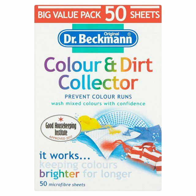 Dr beckman colour catcher 50 sheets £2.25 @ Morrisons