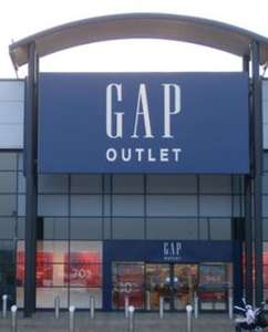 GAP Outlet Team Valley Gateshead - , extra 50% off lowest marked price, jeans from £4.99