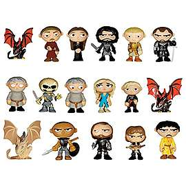Funko Game Of Thrones Mystery Minis £3.99 Online at GAME Free Delivery
