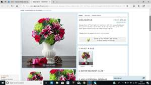 Get 30% off three beautiful bouquets at Appleyard with code VAL30