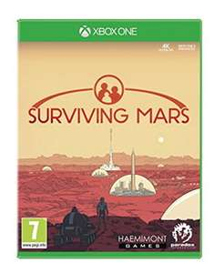 Surviving mars (Pre order, launched 15th March) XB1/PS4 £27.99 @ Base