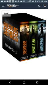 The Breaker series 1-3 free for kindle