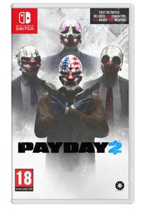 Payday 2 (Nintendo Switch) £30.95 @ cool shop