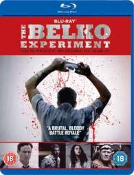 The Belko Experiment (Blu-Ray) £5 in Asda