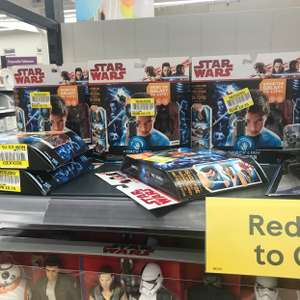 Star Wars Force Link Starter Set including Force Link 75p Tesco in store Kingston park