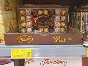 Ferrero 32 £5.50 at ASDA instore