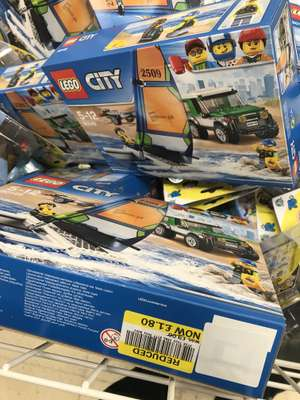 Lego reduced from £1.80 in Tesco (Liverpool)