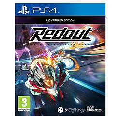 Redout Lightspeed Edition PS4 @ GAME - £14.99