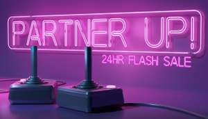"Oculus Store ""Partner Up! 24 Hour Flash Sale"" - Up to 70% Off (Arizona Sunshine / Wands / Battlezone ....)"