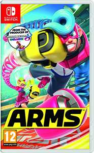 Arms (Nintendo Switch) £36.99 @ Amazon with code VG5OFF35