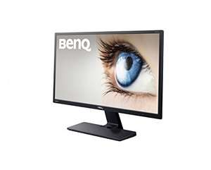 BenQ  GW2470H Eye-Care Monitor 23.8 Inch Full HD 1080p Widescreen VA LED Monitor ,4 ms Response Time - Glossy Black / Texture Black at Amazon - £92