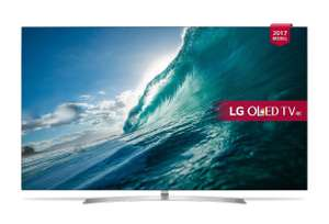 LG OLED55B7V 55' Ultra HD 2160p OLED TV £1599 + £3 delivery @ Tesco (Sold by Crampton & Moore)