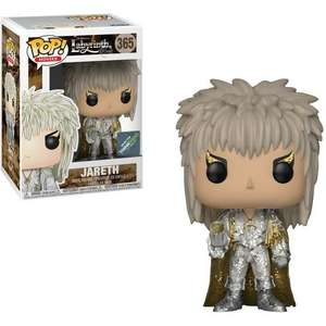 Labyrinth Pop! Vinyl Figure Jareth Glitter @ ForbiddenPlanet.com £17.99 inc. postage