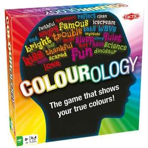 Tactical * colourology game was £28 now £5.60 delivered w/code @ Debenhams