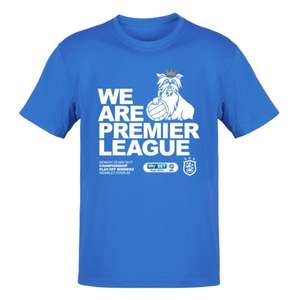 Kids Huddersfield town TShirt now only £2 (age 9-10,11-12) free C&C or add £5 postage (men's Xmas shirts £1-2 as well