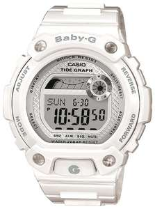 Casio Baby-G Ladies' White Shock Resistant Watch - was £40 now £20.99 @ Amazon / Argos