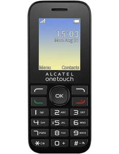Alcatel 10.16g free if already on vodafone pay as you go. If not then £10 topup to get the phone at Carphone Warehouse. Unlocked