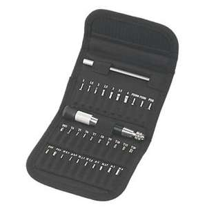 Forge steel 32 piece precision screwdriver set £5.99 was £14.99 @ screwfix