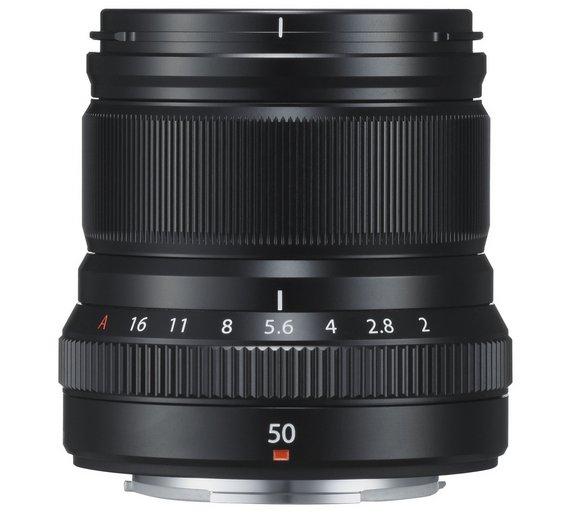 Fujifilm 50mm f2 R WR XF X-Mount Lens £379 @ Argos