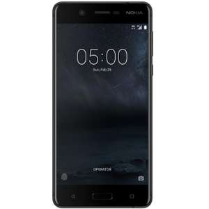 Nokia 5 16GB Smartphone in Black £129 at ao.com