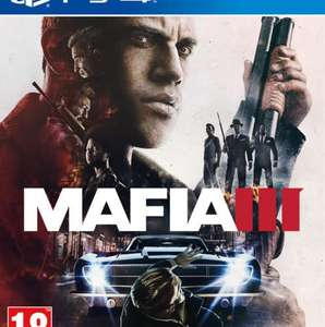 Mafia 3 PlayStation 4 - £11.50 at Coolshop