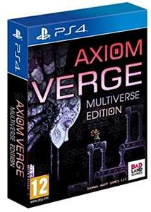 Axiom Verge: Multiverse Edition (PS4) £18.85 @ BASE