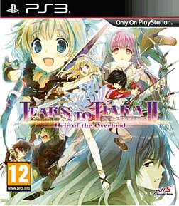 Tears To Tiara 2: Heir Of The Overlord (PS3) - £10 @ Game