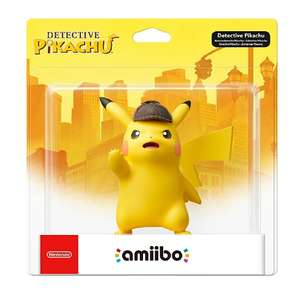 Detective Pikachu Amiibo £19.99 (Prime) / £23.98 (non Prime) at Amazon