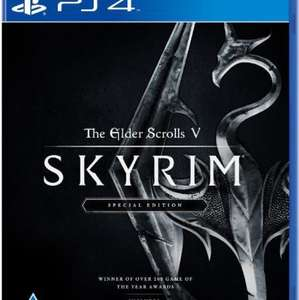 The Elder Scrolls V: Skyrim Special Edition £9.25 from PlayStation PSN Indonesia with PS+ or 2 day trick