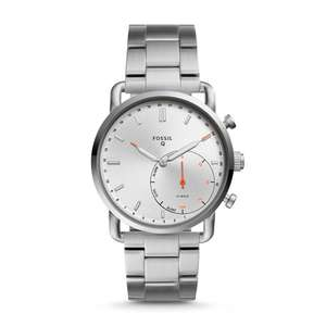Fossil Q Commuter stainless steel hybrid watch £80.75