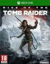 Rise of the Tomb raider Xbox One from Boomerang Rentals £9.99