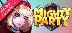 Mighty Party Base game & Academy of Enchantress Pack FREE on Steam