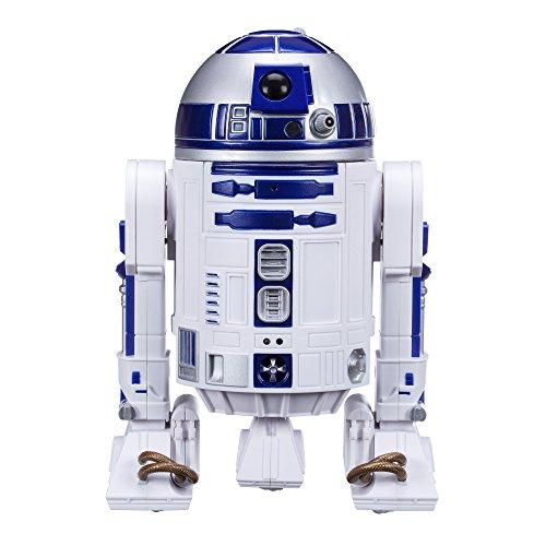 STAR WARS The Last Jedi Smart R2-D2 Figure - £37.09 Amazon