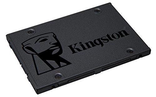 Kingston SSD A400 Solid State Drive SATA 3, 120 GB, 2.5 Inch £37.75 @ Amazon