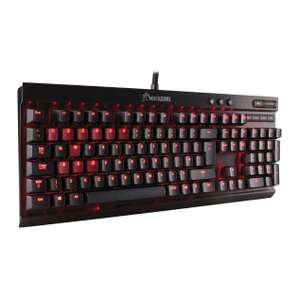 Big reductions vs. RRP on Factory Refurbished Mechanical Keyboards @ Scan PC