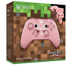 Xbox One Minecraft Pig  controller £39.99 - ebay (bargainmadnessuk)