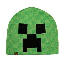 Minecraft Creeper Face Beanie £1.50 Including Delivery from GAME