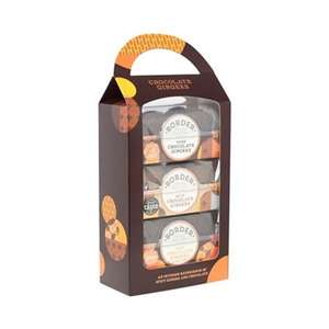 Border biscuits gift pack, £3.60 delivered @ Debenhams