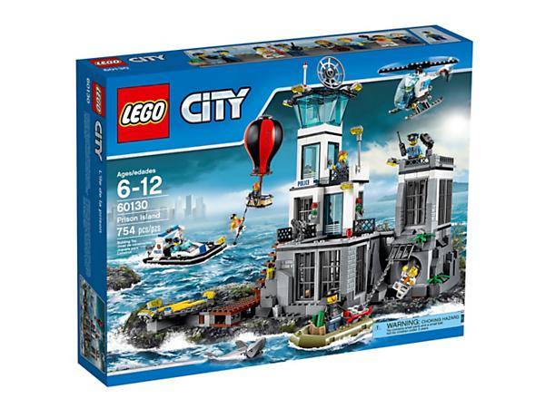 Lego City Prison Island [60130] - £37.49 + £3.95 P&P @ LEGO
