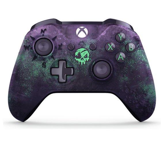 Sea of Thieves Xbox One Controller - Purple - £54.99 @ Argos
