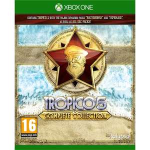 [Xbox One] Tropico 5 Complete Collection - £11.99 @ 365games.co.uk