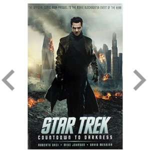 Star Trek - Countdown To Darkness - 50p (Free C&C) @ The Works
